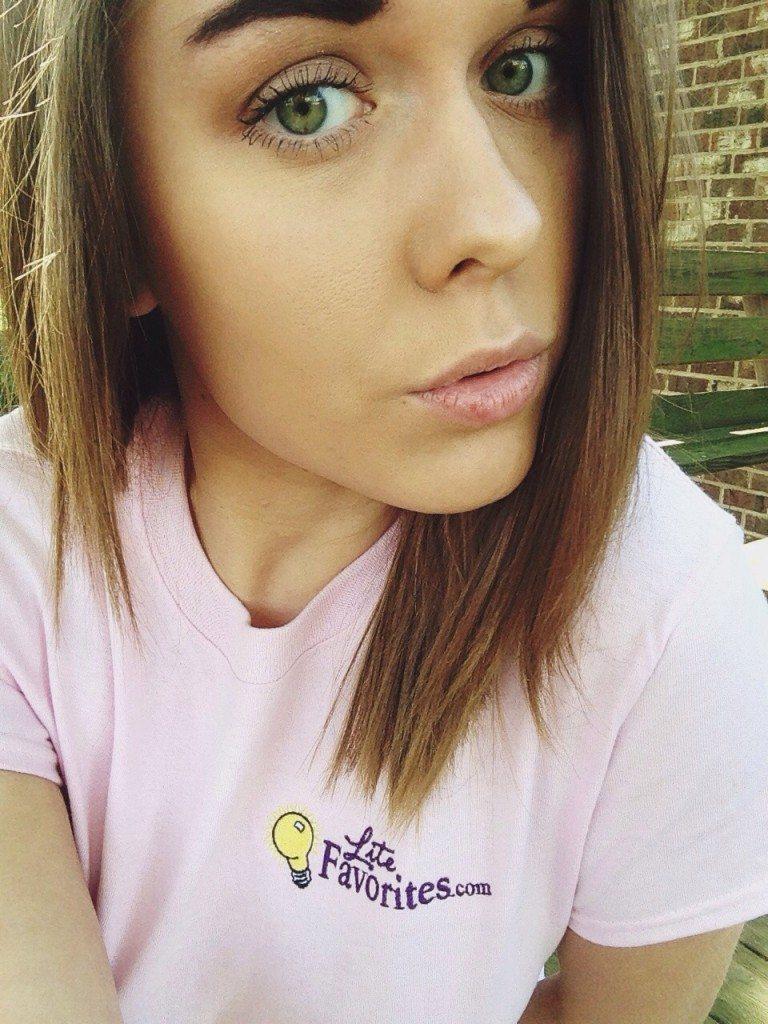LiteFavorites.com pink shirt girl