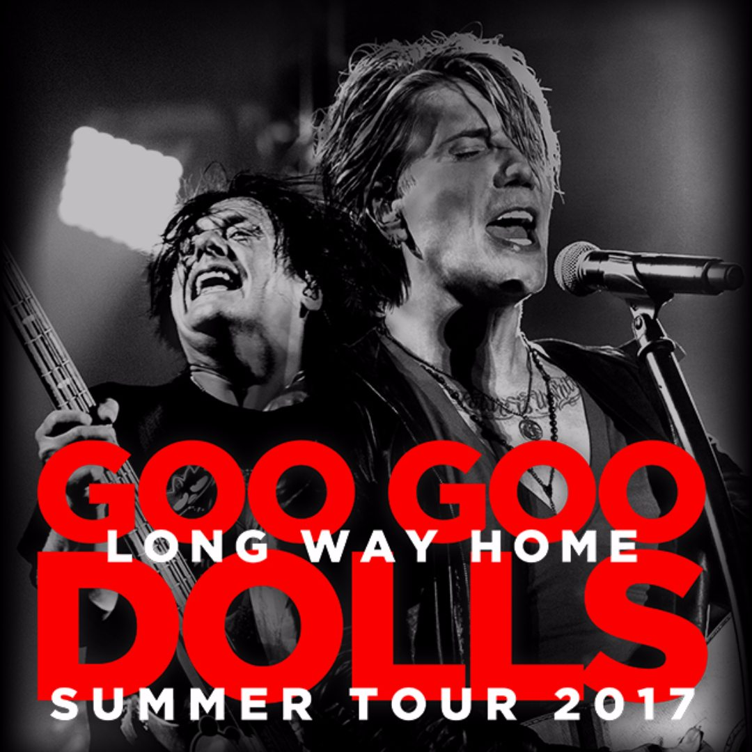 Goo Goo Dolls Phillip Phillips Tour