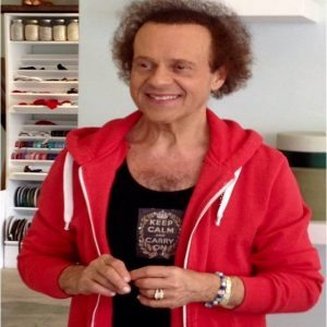Richard Simmons (Facebook)