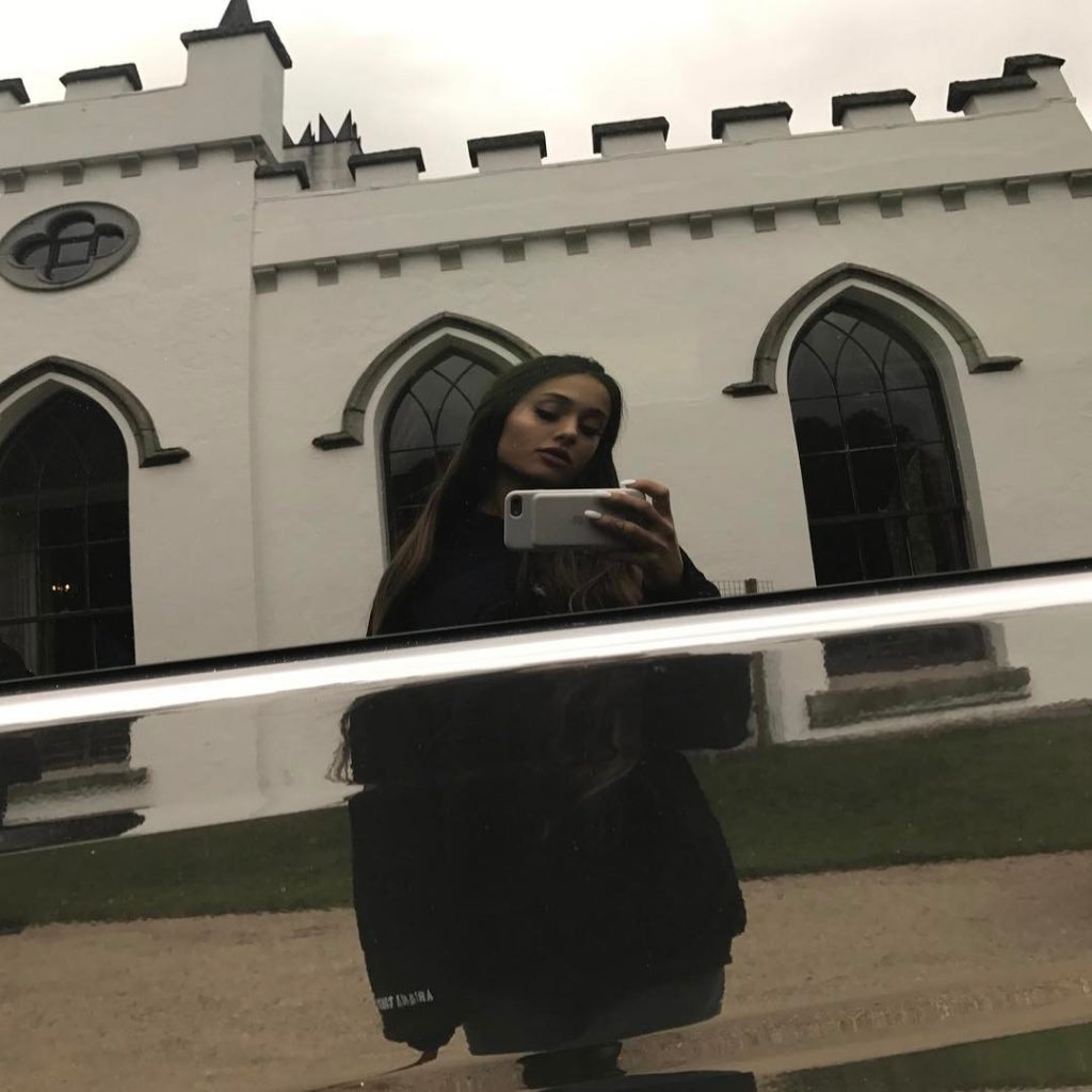 Are Ariana grande instagram can