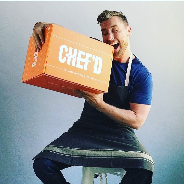 Lance Bass Wants His Own Cooking Show – LiteFavorites.com