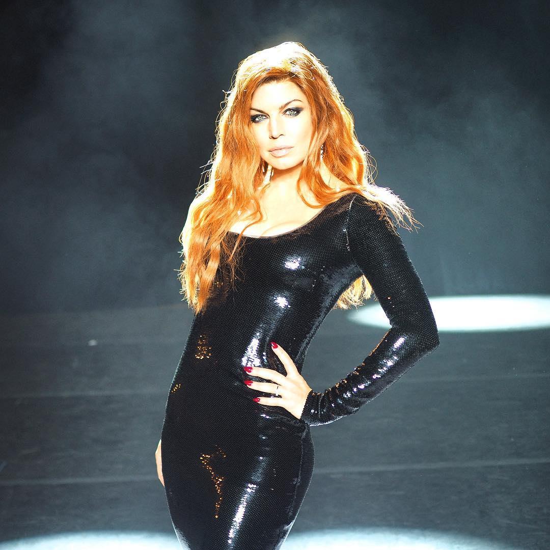 Fergie Has Left The Black Eyed Peas Litefavorites Com