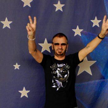 Ringo Starr (Facebook)