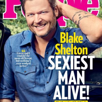 @BlakeShelton (Twitter) / People