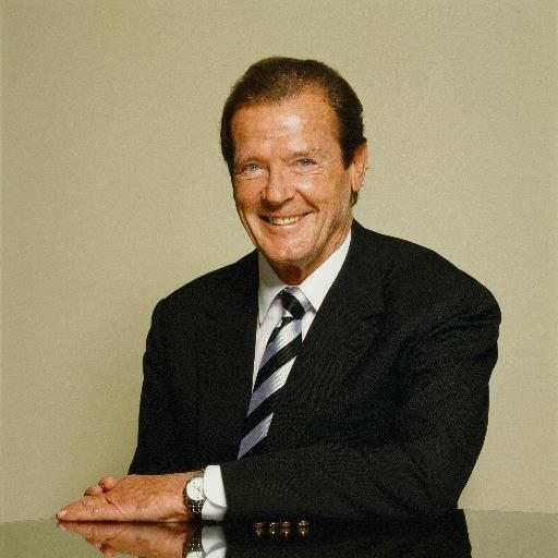 @SirRogerMoore (Twitter)